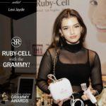 ルビーセル が3大音楽表式で!第61回グラミー賞2019でRubyCellが話題に!